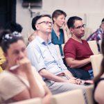 TEÁTRUM50 konferencia, 2019. július 2., Szentendre, Városháza díszterme, Fotó: Balázs József (2019), Forrás és lelőhely: Szentendrei Teátrum